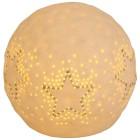 Ceramico LED-Kugel mit Sternen - 103094900000 - 1 - 140px