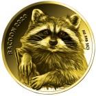 Goldklassiker Waschbär 2020 - 103100000000 - 1 - 140px