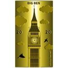 Goldbarren Big Ben 2020 - 103100400000 - 1 - 140px