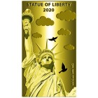 Goldbarren Freiheitsstatue New York 2020 - 103100800000 - 1 - 140px