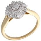 Ring 585 Gelbgold Diamanten ca. 0,75ct.   - 103112800000 - 1 - 140px