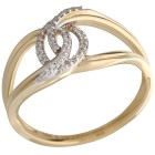 Ring 585 Gelbgold Diamanten 19 - 103113200004 - 1 - 140px