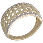 Ring 375 Gelbgold Diamanten   - 103113400000 - 1 - 140px