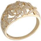 Ring 585 Gelbgold Diamanten ca. 0,50ct.   - 103113600000 - 1 - 140px