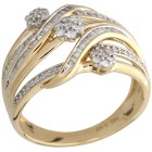 Ring 585 Gelbgold Diamanten ca. 0,50ct.   - 103113700000 - 1 - 140px