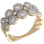 Ring 585 Gelbgold Diamanten ca. 1,0ct. - 103113800000 - 1 - 140px