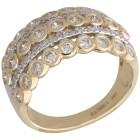 Ring 585 Gelbgold Diamanten ca. 1,0ct.   - 103113900000 - 1 - 140px