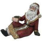Dekofigur Weihnachtsmann rot sitzend - 103126800000 - 1 - 140px