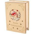 LED-Holzbuch Weihnachten - 103132000000 - 1 - 140px