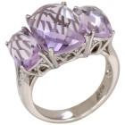 Ring 925 Sterling Silber Amethyst   - 103165900000 - 1 - 140px