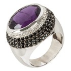 Ring 925 Sterling Silber Amethyst   - 103166800000 - 1 - 140px