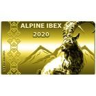 Swiss Goldbar Alpensteinbock 2020 - 103178300000 - 1 - 140px