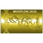 Swiss Goldbar Mufflon 2020 - 103178500000 - 1 - 140px