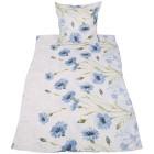 AllSeasons Bettwäsche 2tlg. blaue Blume - 103180400000 - 1 - 140px