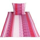 WinterDreams Bettwäsche 2tlg. Ornament pink - 103188100000 - 1 - 140px