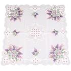 Mitteldecke Lavendel 85x85 bestickt - 103244500000 - 1 - 140px