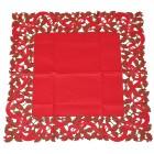 Mitteldecke Weihnachten, bestickt, rot - 103245700000 - 1 - 140px