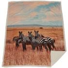 Sherpa-Decke Zebras in Savanne - 103246700000 - 1 - 140px