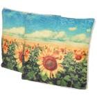 Dekokissen Sonnenblume 2er-Set 40x40cmt - 103246900000 - 1 - 140px