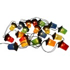 LED Partylichterkette Laterne mehrfarbig - 103258000000 - 1 - 140px
