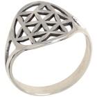 Ring Blume des Lebens 925 Sterling Silber   - 103275600000 - 1 - 140px