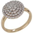 Ring 585 Gelbgold Brillanten   - 103380400000 - 1 - 140px