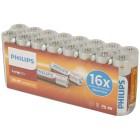 16x PHILIPS Batterien AA - 103395700000 - 1 - 140px