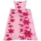 WinterDreams Bettwäsche 2-teilig, Lilien pink - 103443900000 - 1 - 140px