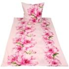 WinterDreams Bettwäsche 2tlg. Blumen rosa - 103444400000 - 1 - 140px