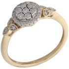 Ring 585 Gelbgold Diamanten 20 - 103469600005 - 1 - 140px