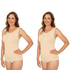 COSY COMFORT 2er Pack Top champagner 36/38 - M - 103485000001 - 1 - 140px