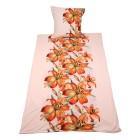 WinterDreams Bettwäsche Lilien orange 155x220cm - 103487100000 - 1 - 140px