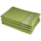 Handtuch 4tlg. olivgrün - 103496100000 - 1 - 140px