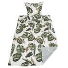 AllSeasons Bettwäsche 2-teilig, Blätter grün-weiß - 103522600000 - 1 - 140px