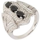Ring 925 Sterling Silber rhodiniert Spinell   - 103527000000 - 1 - 140px