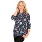 RÖSSLER SELECTION Damen-Poloshirt multicolor   - 103528300000 - 1 - 140px