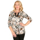 RÖSSLER SELECTION Damen-Shirt multicolor 54 - 103528400010 - 1 - 140px