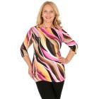 RÖSSLER SELECTION Damen-Shirt multicolor