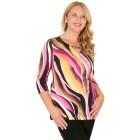 RÖSSLER SELECTION Damen-Shirt multicolor   - 103528600000 - 1 - 140px