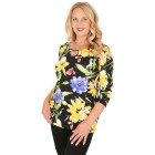 RÖSSLER SELECTION Damen-Shirt multicolor   - 103530800000 - 1 - 140px