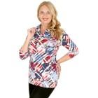 RÖSSLER SELECTION Damen-Poloshirt multicolor   - 103530900000 - 1 - 140px