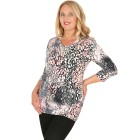 RÖSSLER SELECTION Damen-Shirt multicolor   - 103531400000 - 1 - 140px