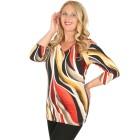 RÖSSLER SELECTION Damen-Shirt multicolor   - 103531700000 - 1 - 140px