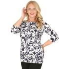 RÖSSLER SELECTION Damen-Shirt multicolor   - 103532300000 - 1 - 140px