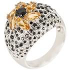 Ring 925 Sterling Silber Citrin   - 103576900000 - 1 - 140px