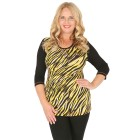 RÖSSLER SELECTION Damen-Shirt multicolor   - 103591800000 - 1 - 140px