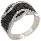 Ring 925 Sterling Silber rhodiniert Spinell   - 103594500000 - 1 - 140px