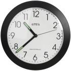 EMES Funkwanduhr schwarz - 103623800000 - 1 - 140px