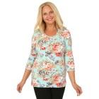 RÖSSLER SELECTION Damen-Shirt multicolor   - 103639400000 - 1 - 140px