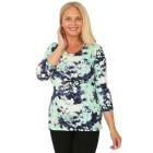 RÖSSLER SELECTION Damen-Shirt multicolor   - 103639500000 - 1 - 140px
